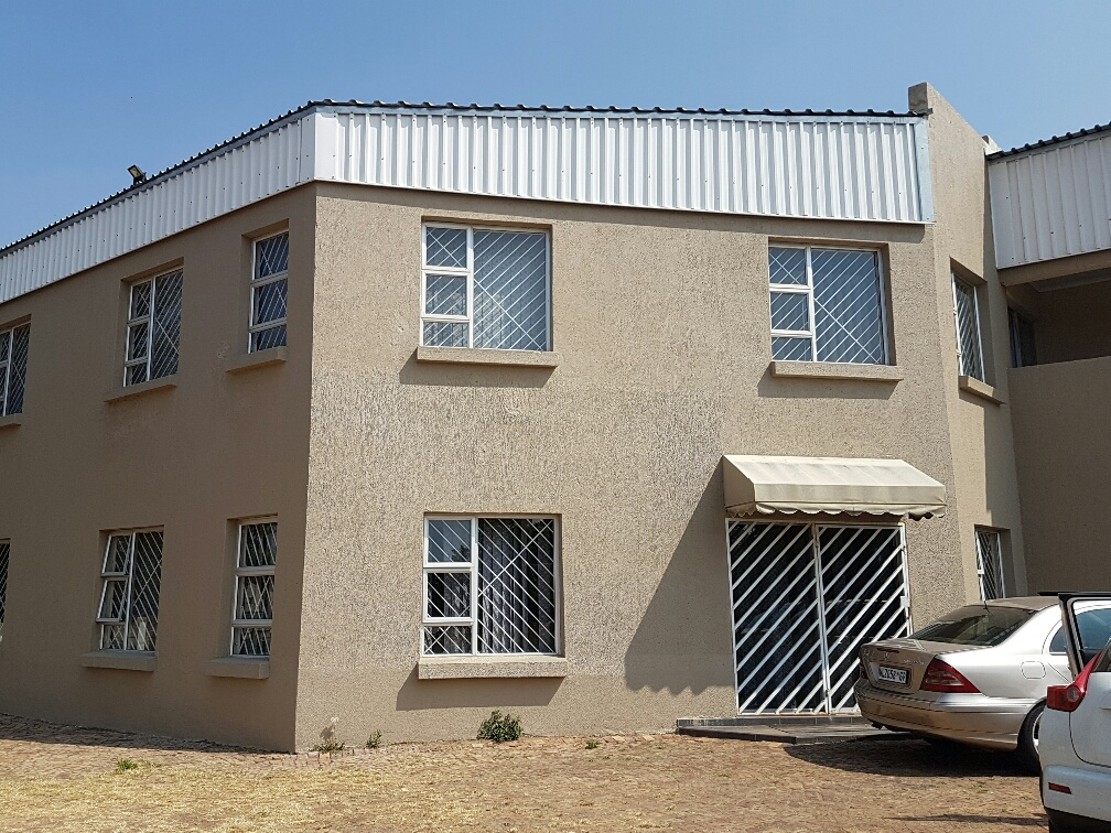 Commercial Property in Modder East on Auction