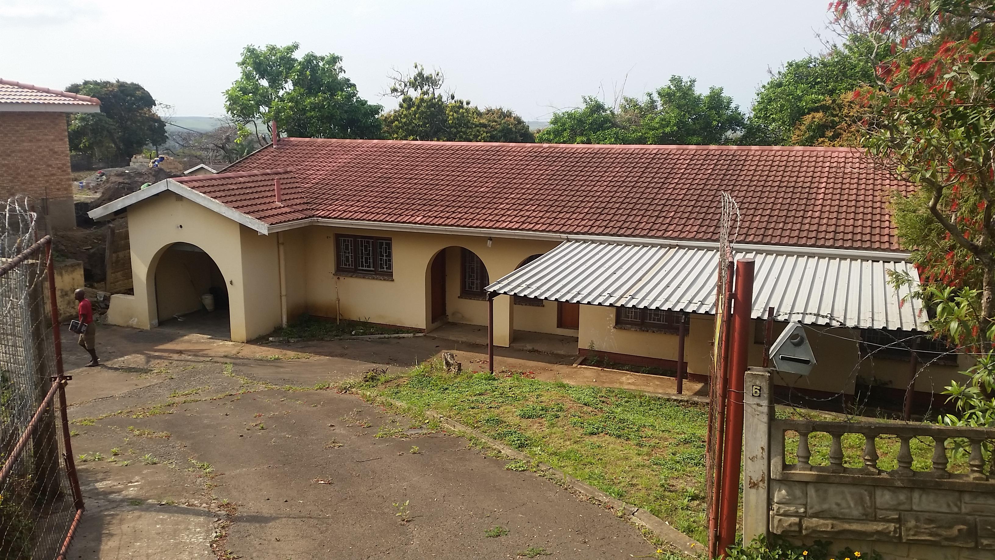 3 BEDROOM HOUSE IN STANGER KZN MASTERS REF: 12630/2010/PMB