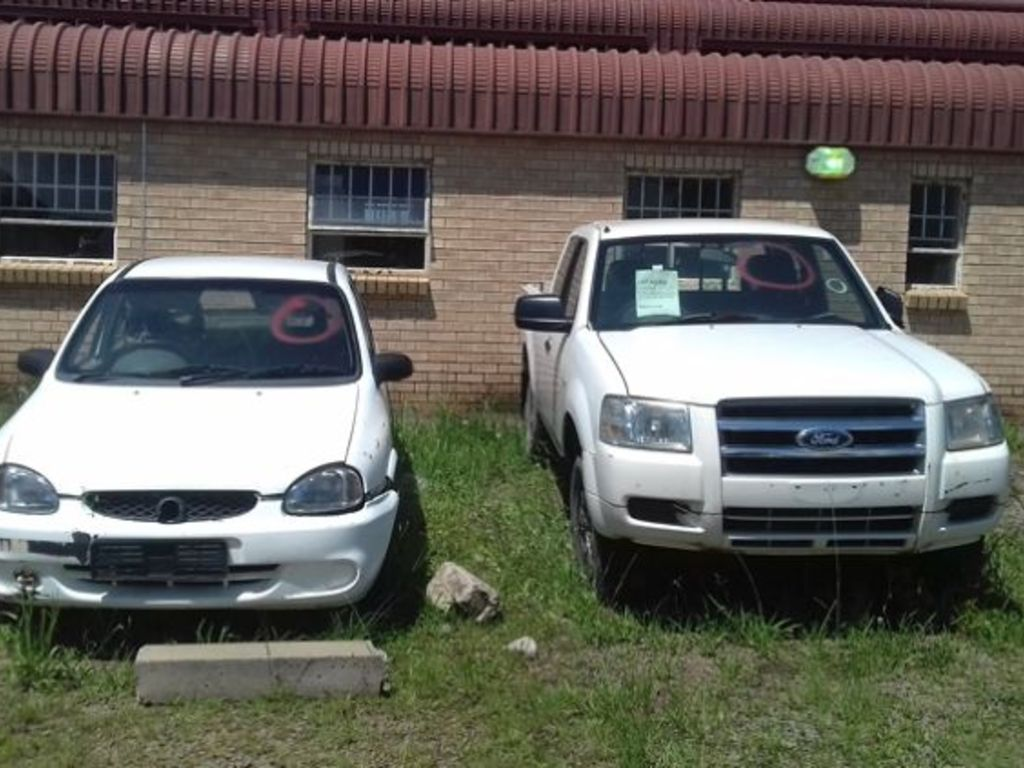SAPS MTHATHA VEHICLE AUCTION 28 JUNE 2017 @ 11:00