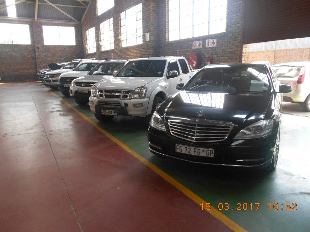 ABSA Repossessed Vehicle Auction – Boksburg 18 July 2017 @ 10:30