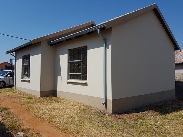 New Development House in Fleurhof Jun 12, 2017 – 12:30 South Africa Standard Time