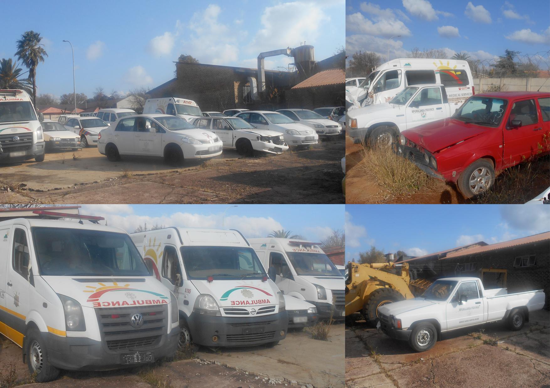 Department of Roads & Public Works Mpumalanga 28 November @10:00