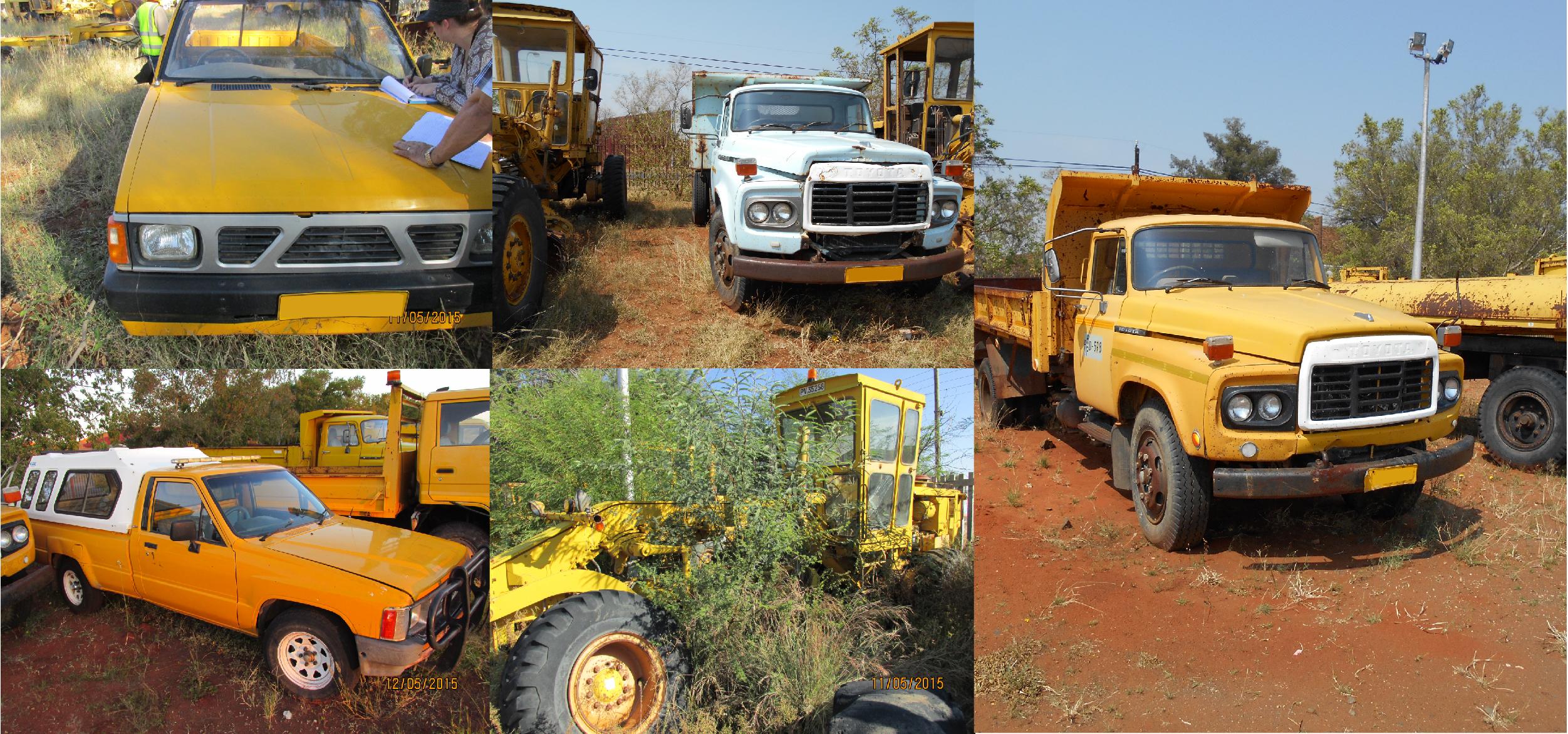 Northern Cape Public Works, Roads & Transport 23 November @9:00